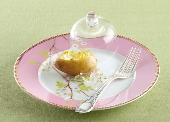 Ratte du touquet au yuzu savoir - Cuisiner la ratte du touquet ...