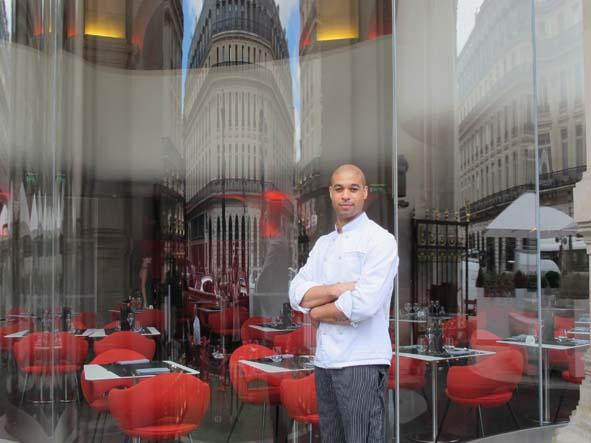 St phane bidi nouveau chef de l op ra restaurant savoir - Cafe de l opera garnier ...