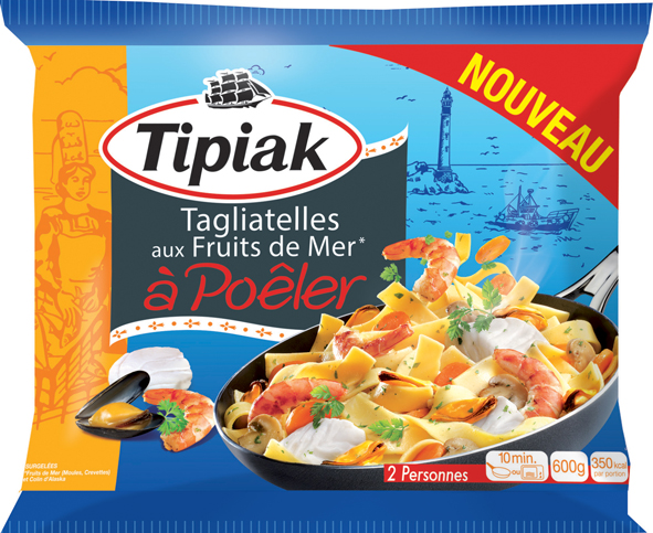 Cuisiner archives - Tagliatelles aux fruits de mer recette italienne ...