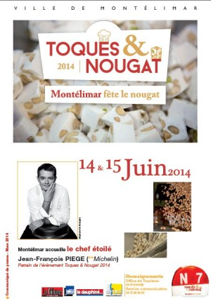 Toques & Nougat 2014