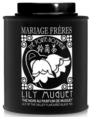 MARIAGE FRERES©-LilyMuguet-ThéNoir