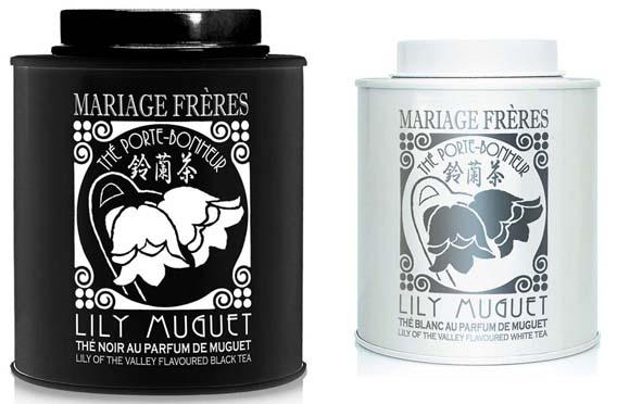 th au parfum de muguet savoir cuisinerfr - Boite A The Mariage Freres