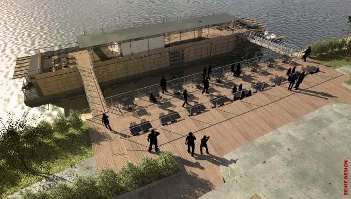 pinay sur seine cherche un gestionnaire pour son bateau restaurant. Black Bedroom Furniture Sets. Home Design Ideas