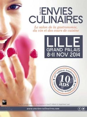 Salon Envies Culinaires
