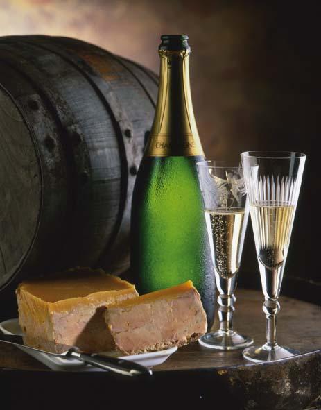 Osez Un Repas Au Champagne Savoir