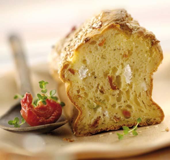 Recette Cake Au Lait De Chevre