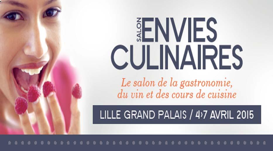Le salon de la gastronomie du vin et des cours de cuisine for Salon des vins et de la gastronomie