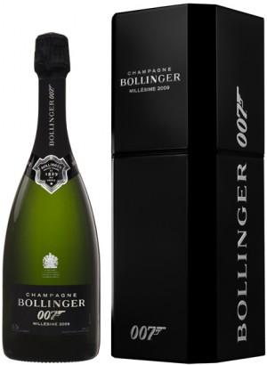 Bollinger Spectre Limited Edition Bottle + gift box