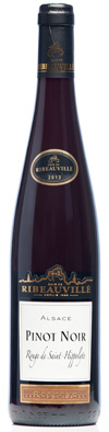 Pinot Noir 2013 Saint-Hippolyte (10,10 €)