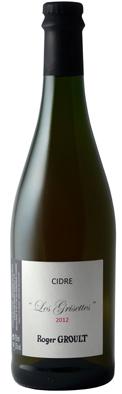 Cidre Les Grisettes 2012 (12 €)