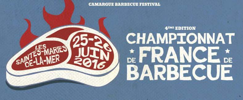 4ème édition du championnat de France de Barbecue