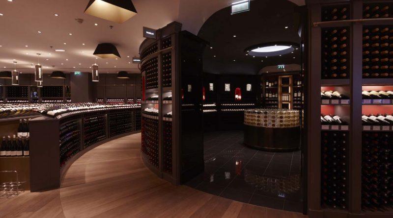 La cave des Galeries Lafayette débouche des bouteilles d'exception