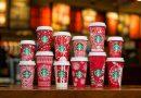 13 nouveaux designs des Red Cups Starbucks pour Noël