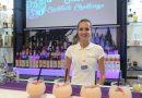 France Roque d'Orbcastel, lauréate du Elles Cocktails Challenge 2017
