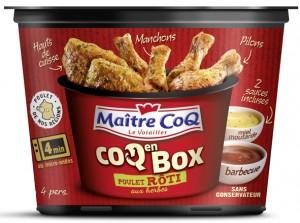 Lancement de la CoQ en Box rouge