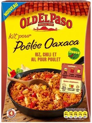 Poêlée Oaxaca Old El Paso