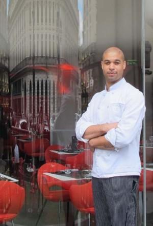 Stéphane Bidi Nouveau Chef de L'Opéra Restaurant