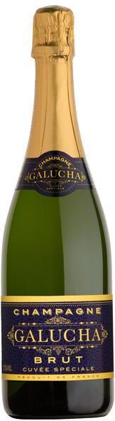 Galucha Brut 75cl Franprix 1