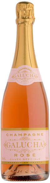 Galucha Rose Franprix