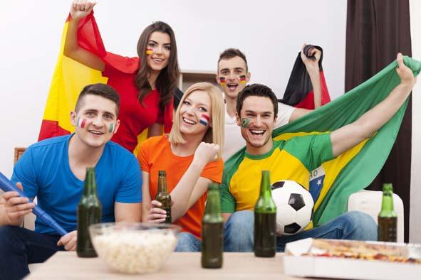 Pizza Hut- mondial de foot copie
