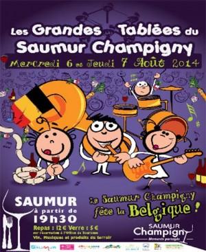 Les Grandes Tablées du Saumur Champigny 1