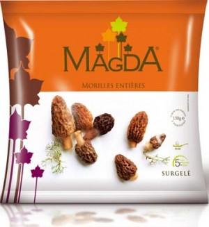 Morilles entières 150g Magda-