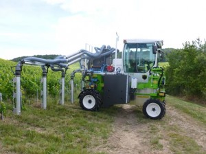 Tracteur électrique Bollinger