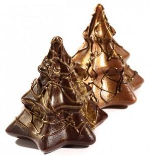 Cadeaux d'assiette - sapins Yves Thuriès