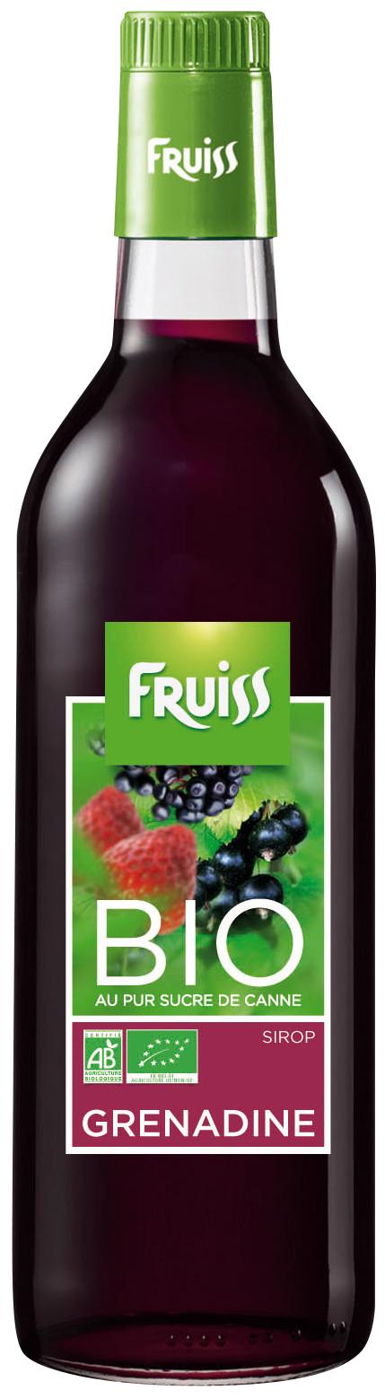 FRUISS BIO_grenadine