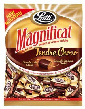 Le célèbre caramel « Magnificat » de Lutti