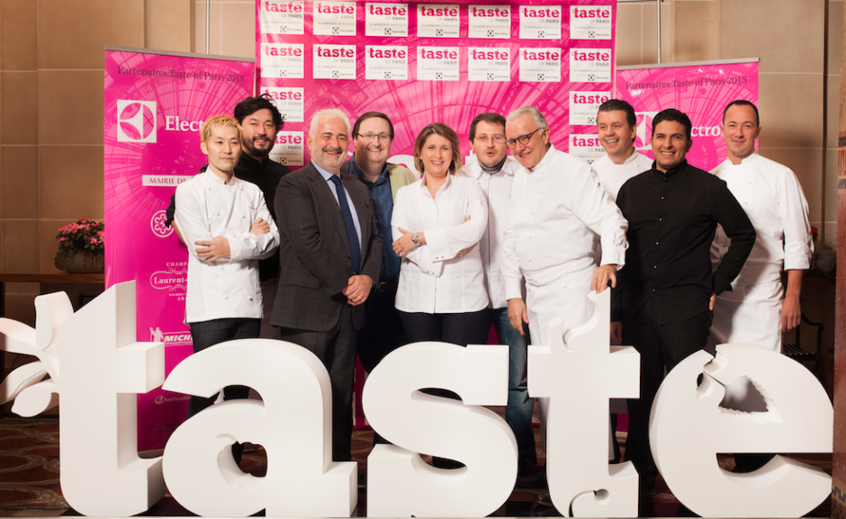 Taste of Paris du 21 au 24 mai 2015 au Grand Palais