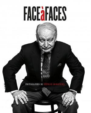 Face à Faces by Stéphane de Bourgies