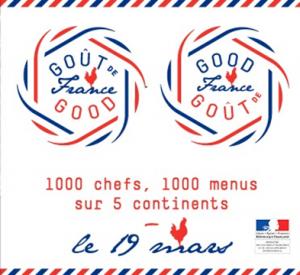 Goût de France / Good France le 15 mars 2015
