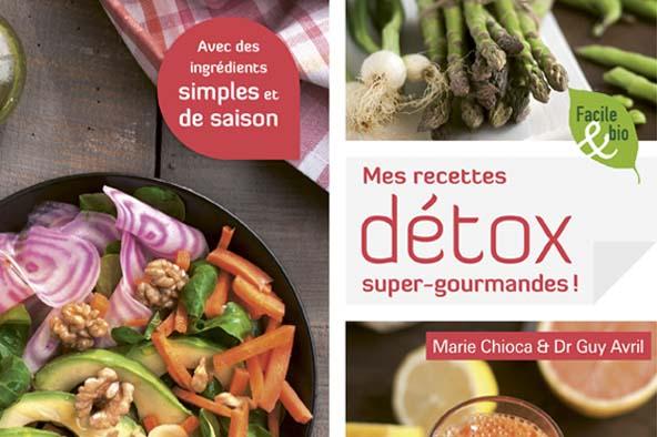 Mes recettes d tox super gourmandes savoir for Livre cuisine detox