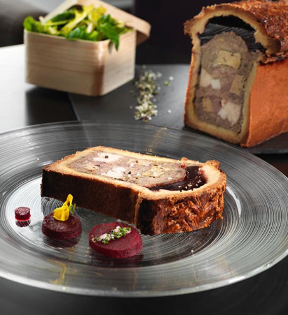 Une recette Stéphane Thoréton, Chef des cuisines du M de Megève 5*