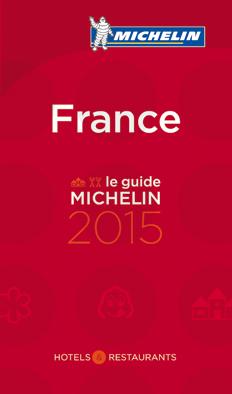 Guide Michelin 2015
