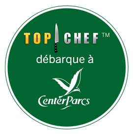 Top Chef débarque à Center Parcs