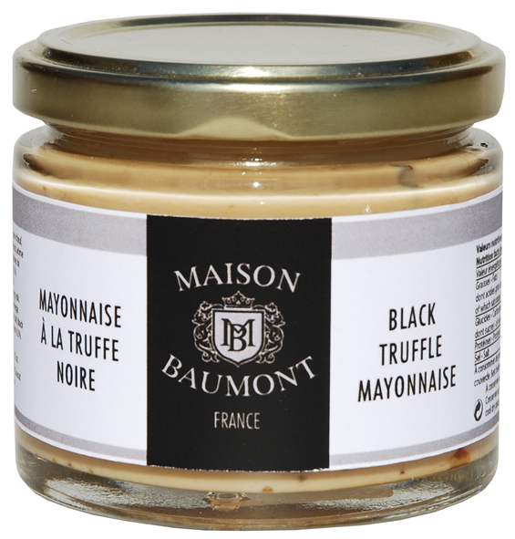 Mayonnaise a la truffe noire vcaroline