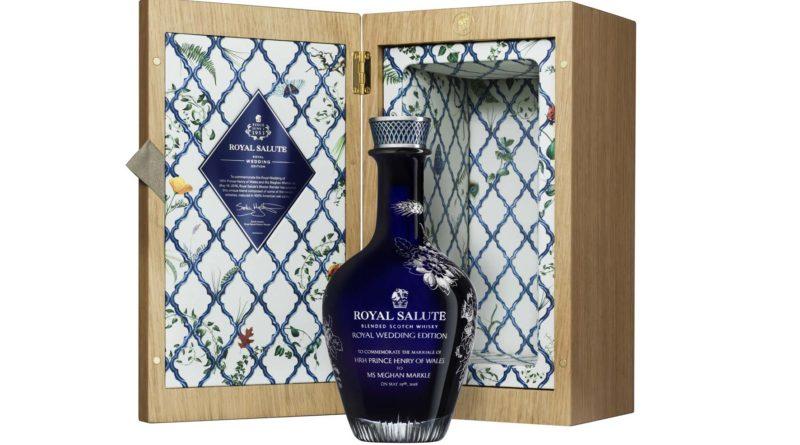 Royal Wedding, un whisky en l'honneur des mariés à 10 000 €