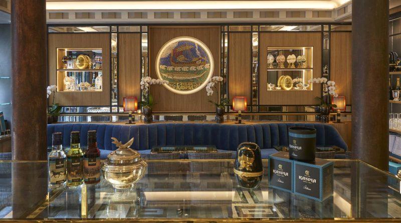 Caviar Kaspia lance la «Pause Kaspia»