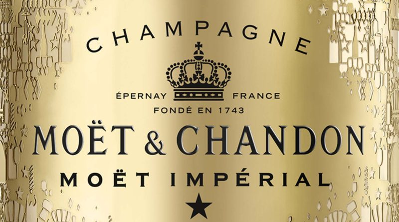 Jéroboam d'exception chez Moët & Chandon