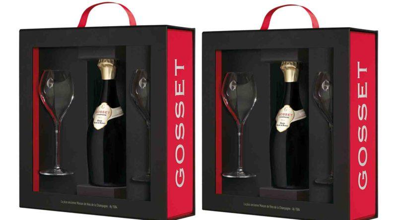 Une pétillante Saint Valentin avec Champagne Gosset