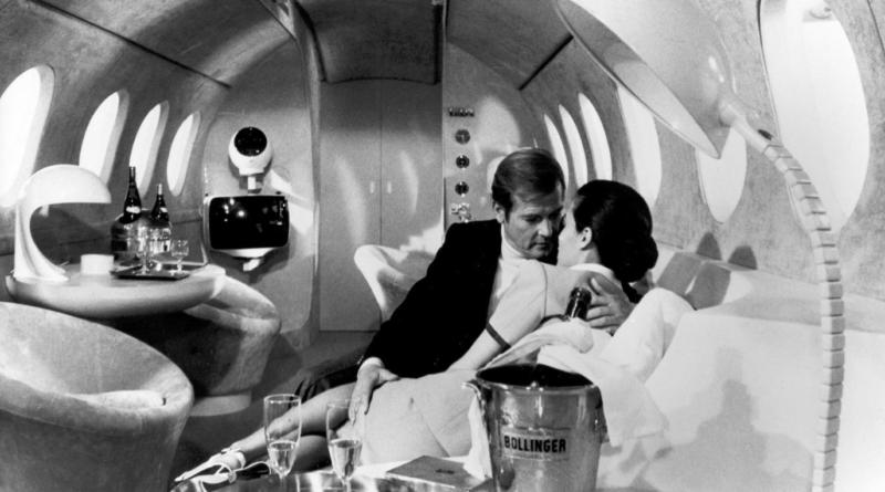 Edition limitée «Moonraker» pour fêter les 40 ans de partenariat Bollinger-Bond