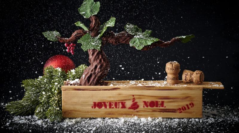 15 bûches de Noël haute couture