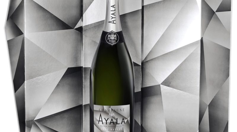 Champagne Ayala «Silver Edition», un jéroboam édité à 200 exemplaires