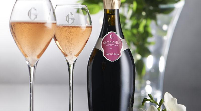 Champagne Gosset signe un coffret pour la Saint-Valentin