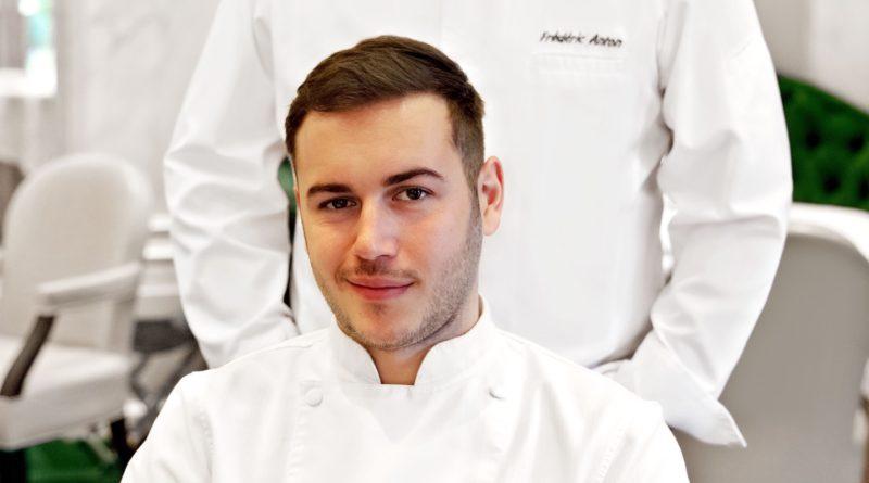 Tom Coll nouveau chef pâtissier du restaurant Le Pré Catelan
