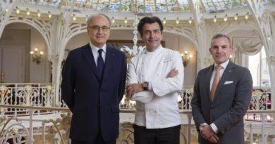 Yannick Alléno s'implante à l'Hôtel Hermitage Monte-Carlo