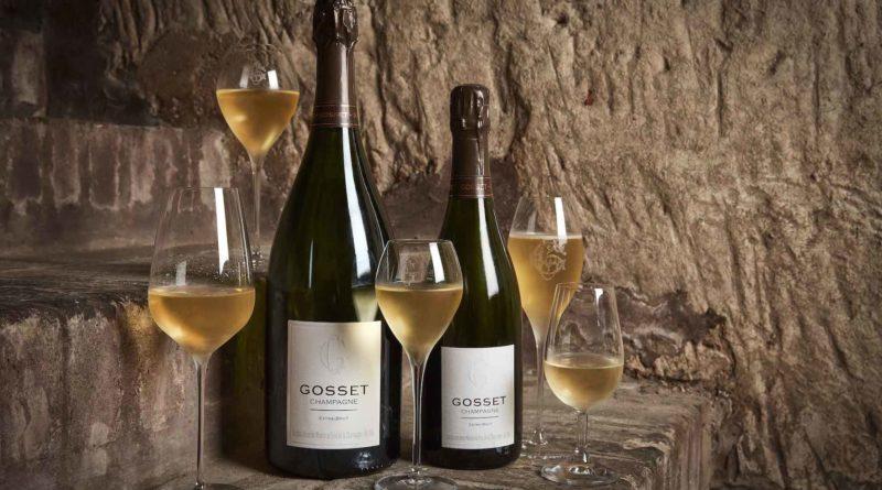 Champagne Gosset dévoile la cuvée Extra-Brut